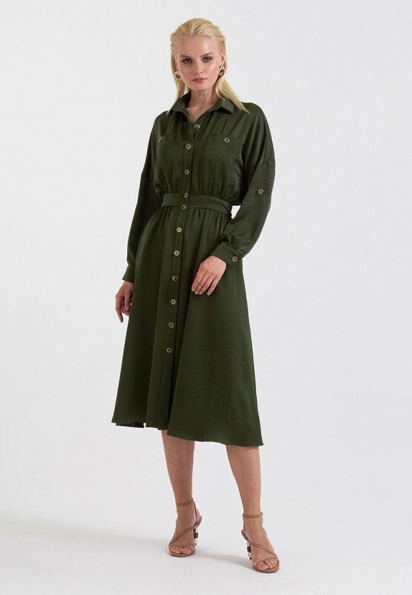 Платье Lova цвет зеленый  Фото 2