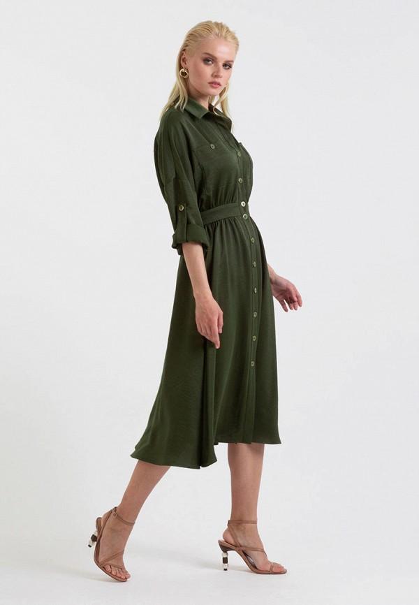 Платье Lova цвет зеленый  Фото 4