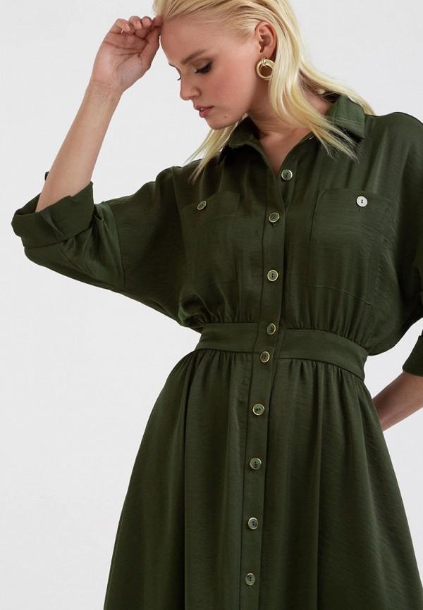 Платье Lova цвет зеленый  Фото 5