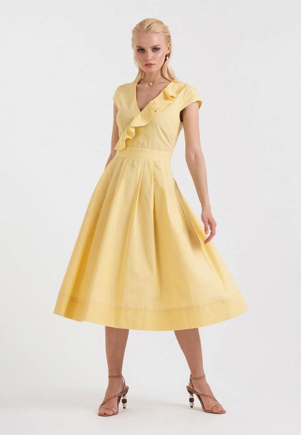 Платье Lova цвет желтый  Фото 2