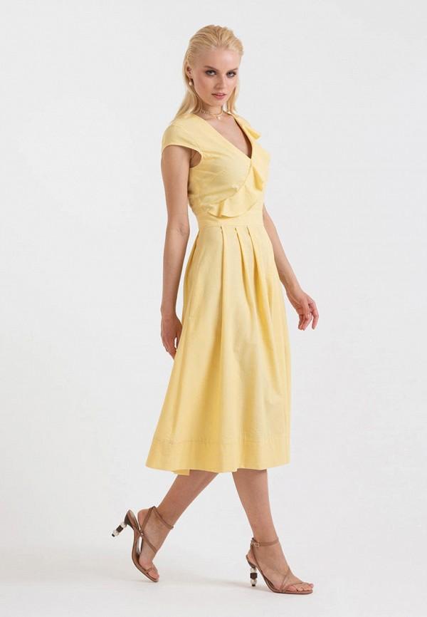 Платье Lova цвет желтый  Фото 4