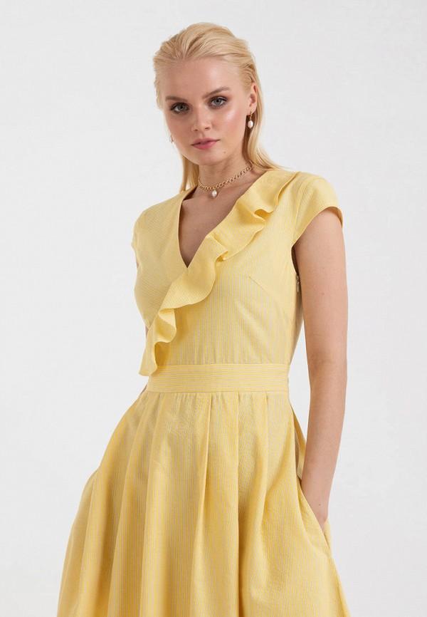 Платье Lova цвет желтый  Фото 5