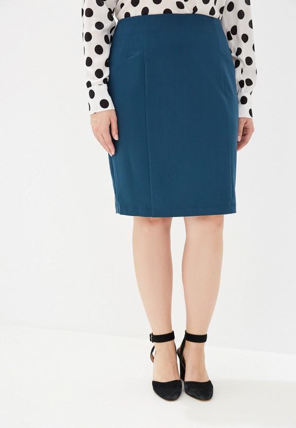 женская юбка pavlotti, синяя