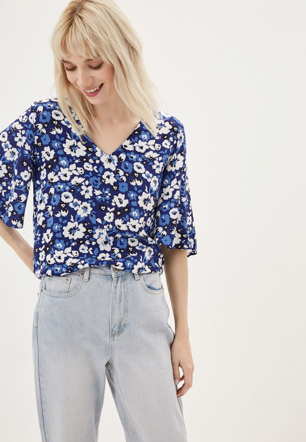 Блуза Vilatte Vilatte MP002XW0ISX9 цены онлайн