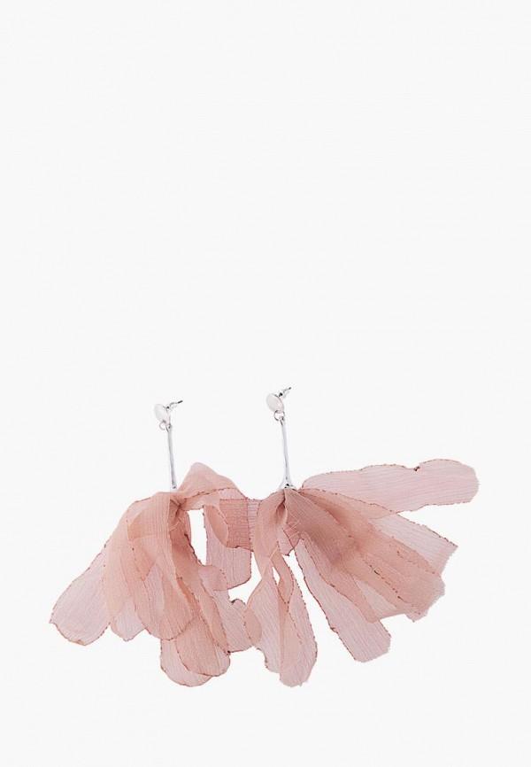 Серьги diva diva MP002XW0ITCV жен крупногабаритные прочее стразы серьги слезки секси крупногабаритные мода серебряный лиловый розовый волны серьги назначение