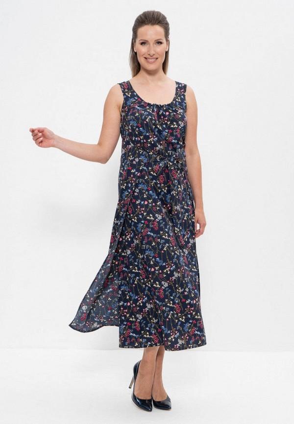 Фото - Платье Cleo синего цвета
