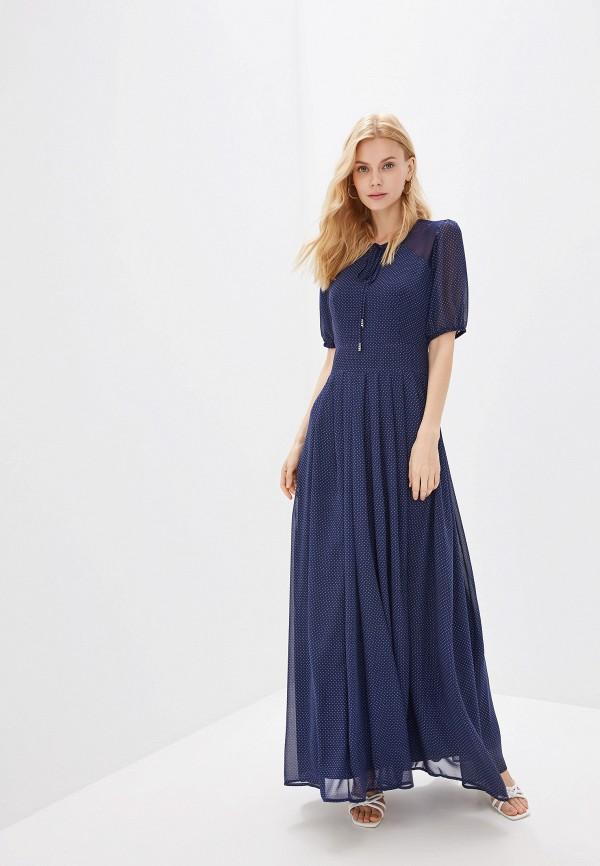 Платье GSFR цвет синий
