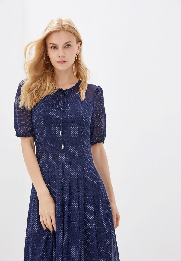 Платье GSFR цвет синий  Фото 2