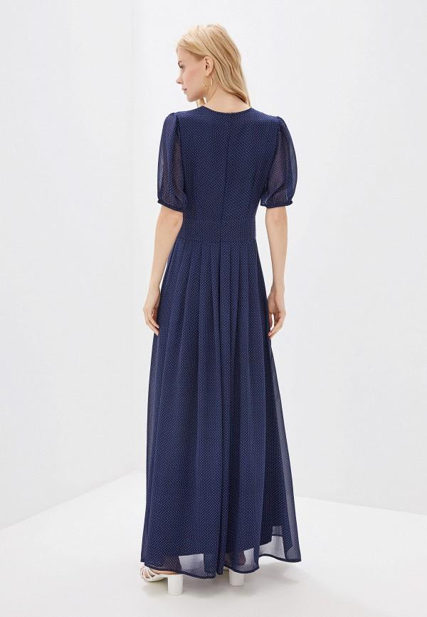 Платье GSFR цвет синий  Фото 3