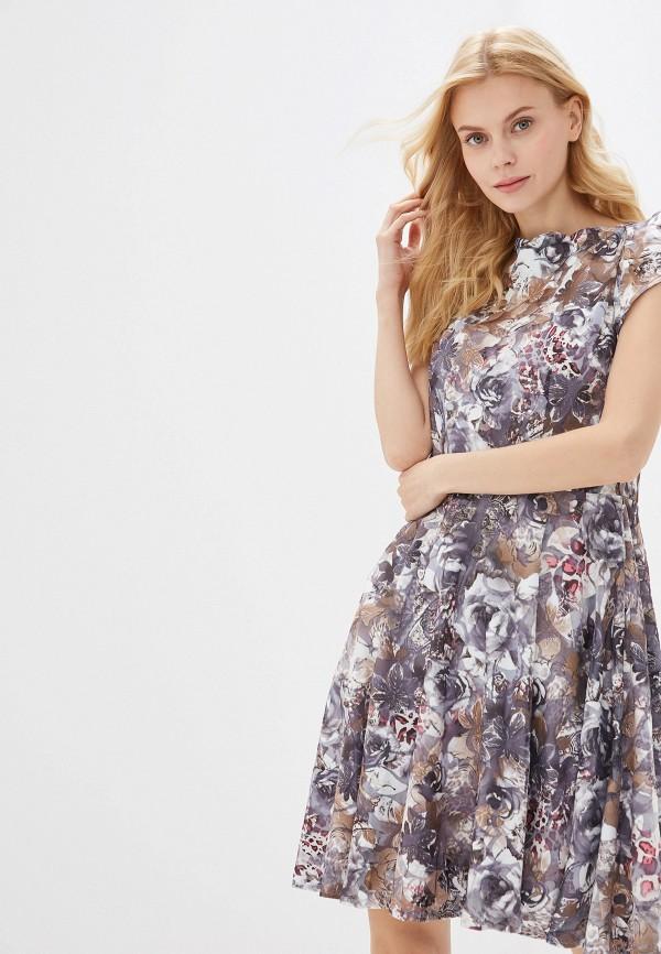 Платье GSFR цвет серый