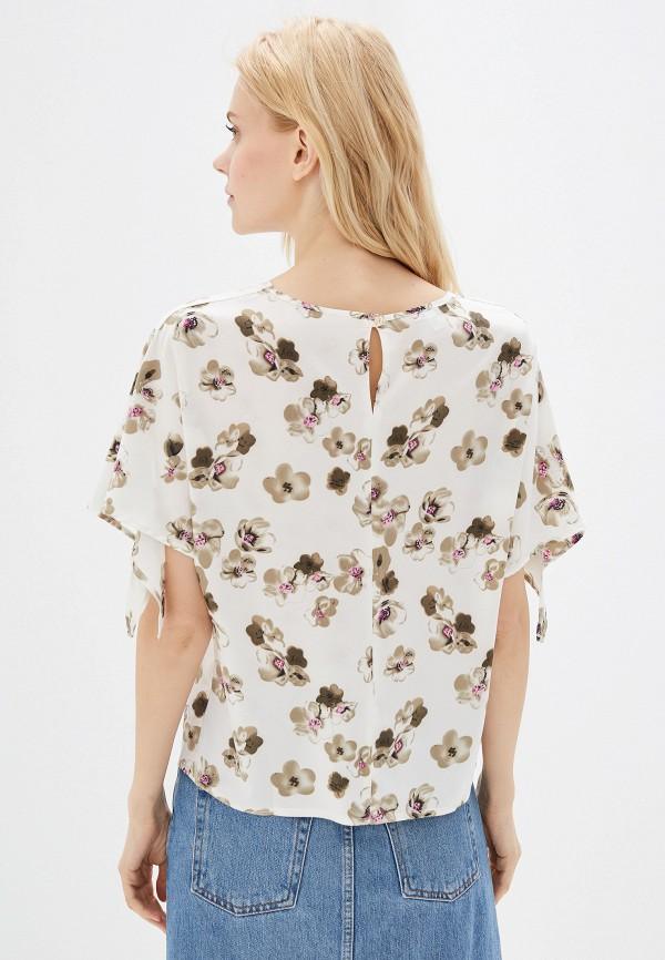 Блуза GSFR цвет белый  Фото 3