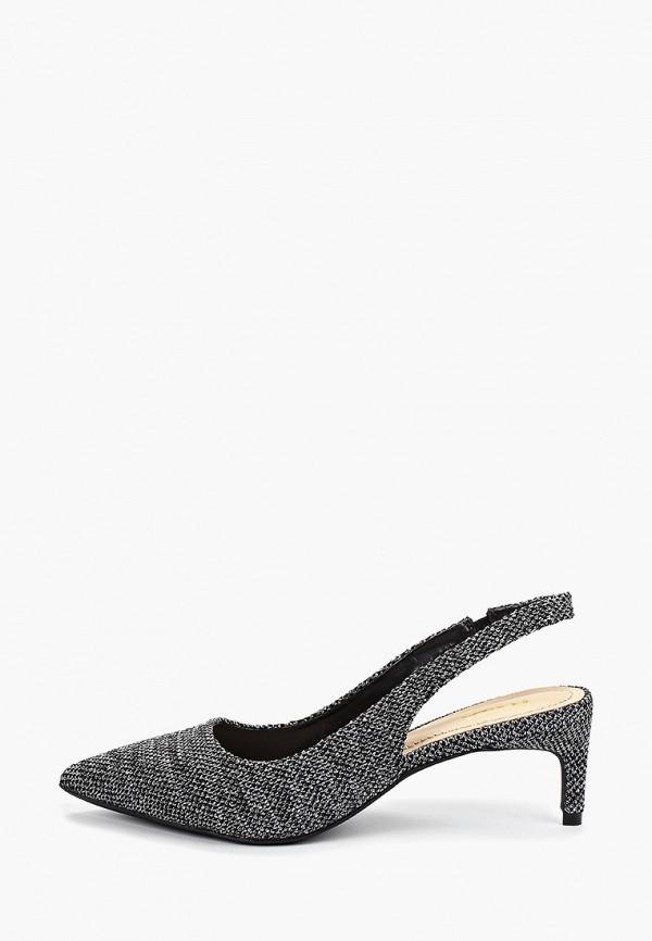 женские туфли forza viva, серые