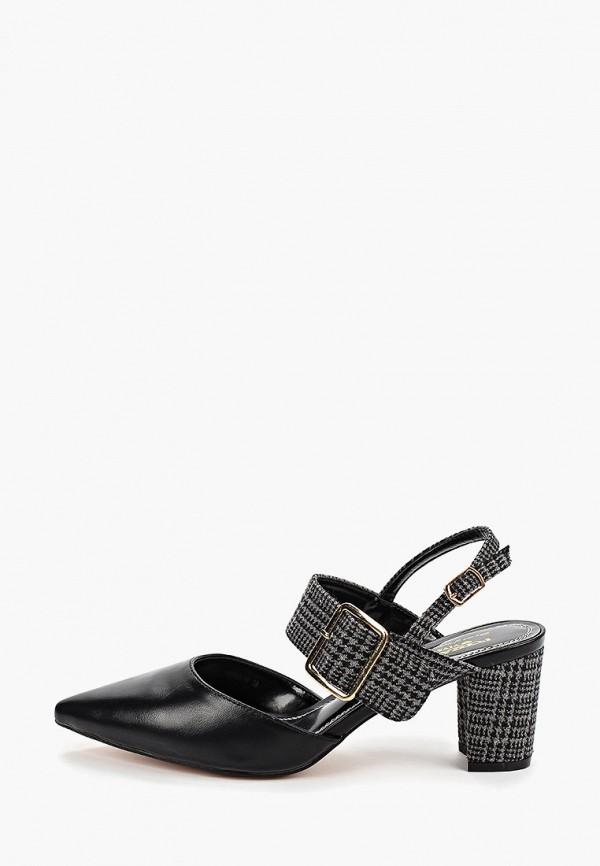 женские туфли forza viva, черные