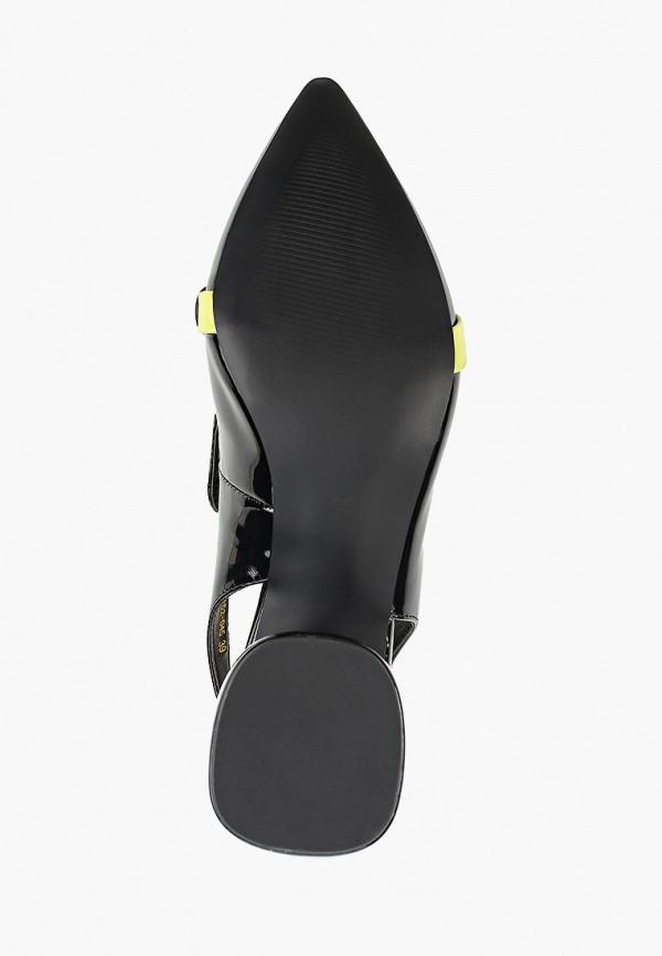 Туфли Forza Viva цвет черный  Фото 5