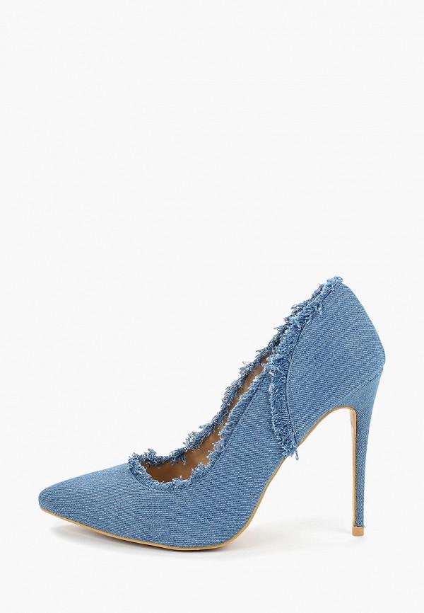 женские туфли forza viva, синие