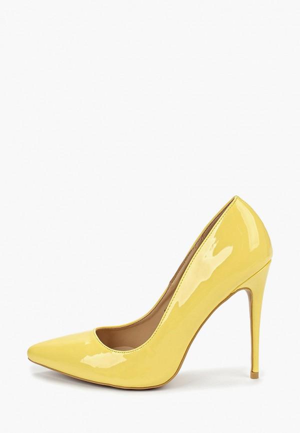 женские туфли forza viva, желтые