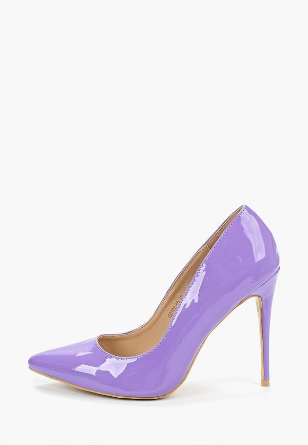 женские туфли forza viva, фиолетовые