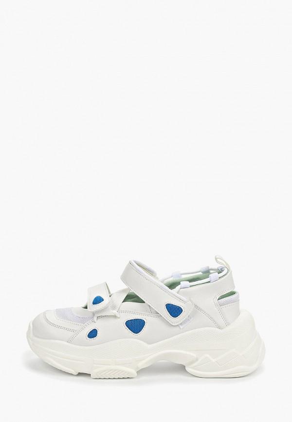 женские кроссовки forza viva, белые