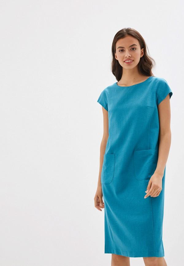 Платье Argent цвет бирюзовый
