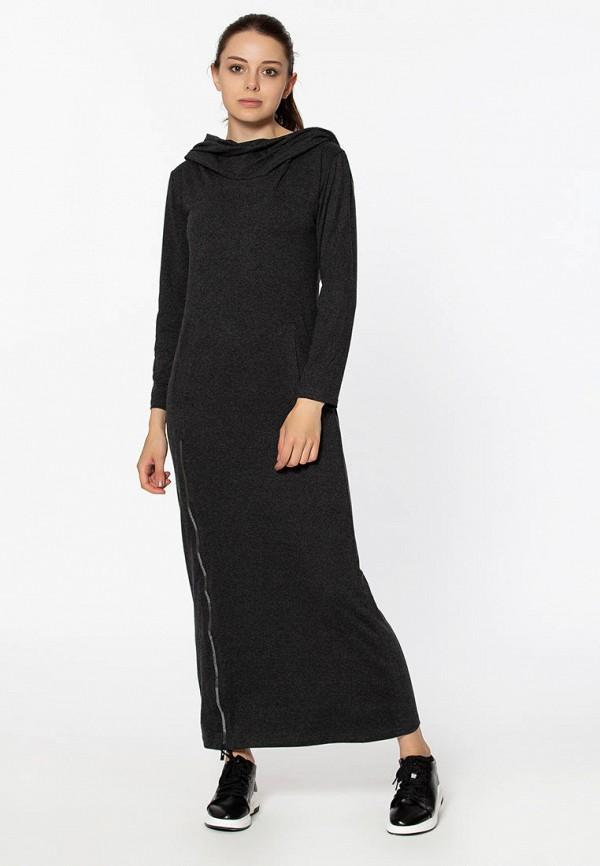 Купить Платье Kidonly серого цвета