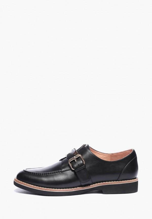 Ботинки Basconi цвет черный