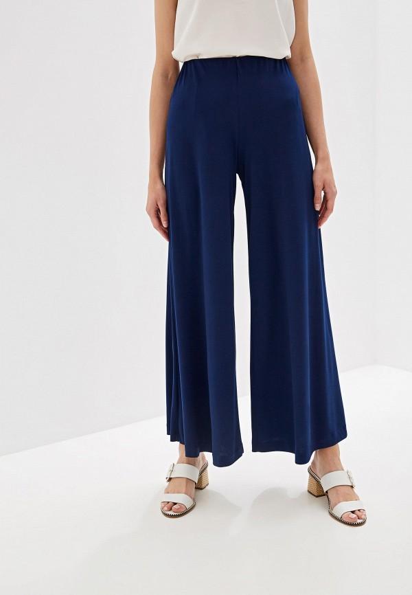 Фото - Женские брюки Alina Assi синего цвета