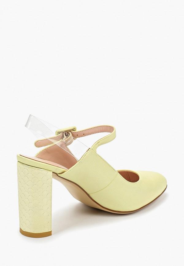 Туфли Inario цвет желтый  Фото 3
