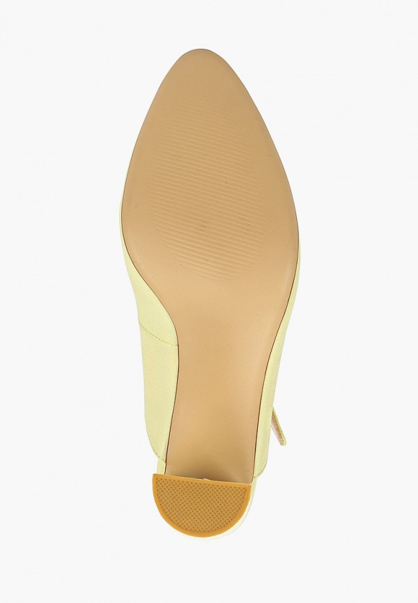 Туфли Inario цвет желтый  Фото 5