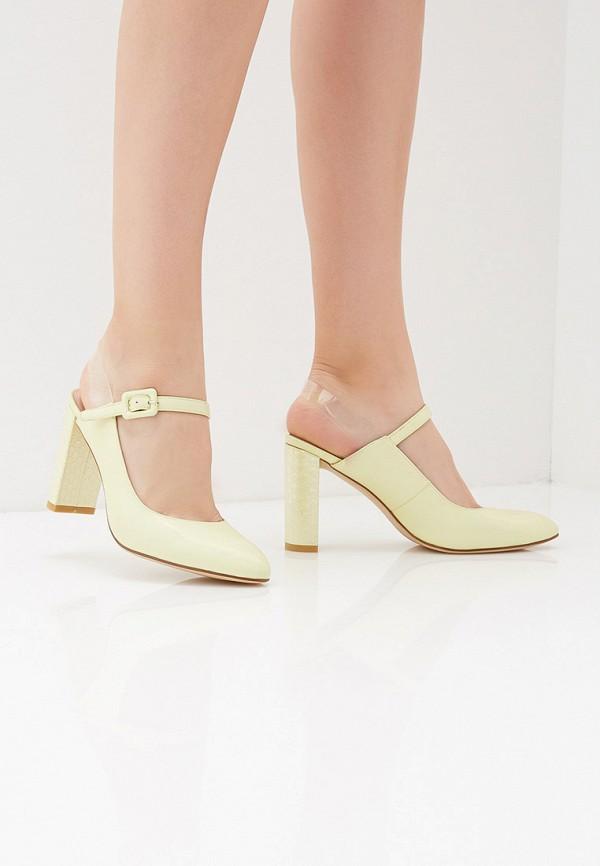Туфли Inario цвет желтый  Фото 6