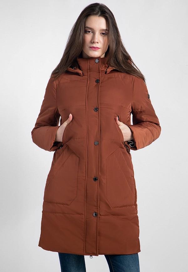 Купить Куртка утепленная Finn Flare, MP002XW0IWZH, коричневый, Весна-лето 2018