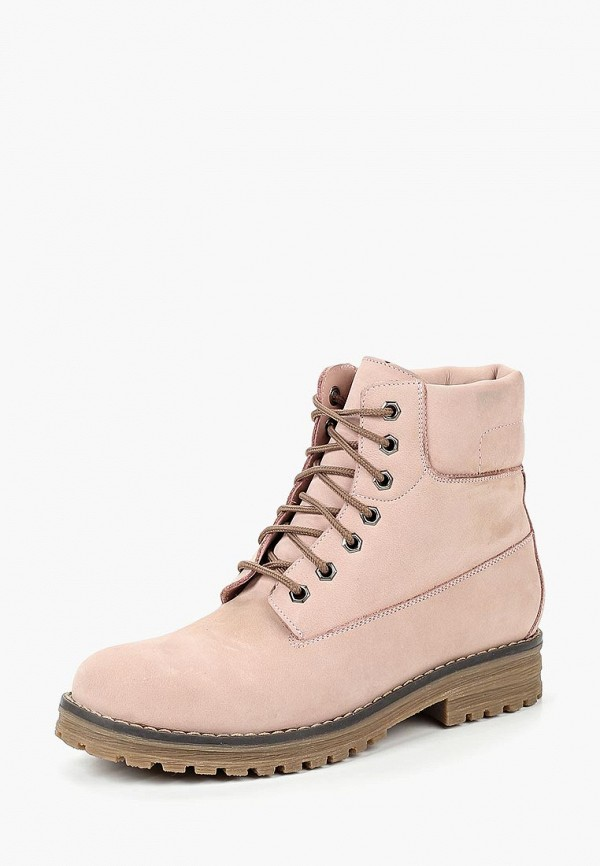 Купить Ботинки Brulloff, LORI, mp002xw0ix0e, розовый, Весна-лето 2018