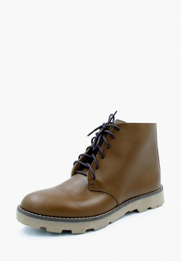 женские ботинки liokaz, коричневые