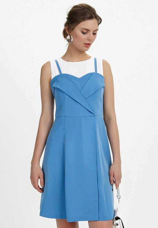 Купить Платье Audrey Right, MP002XW0IX48, голубой, Весна-лето 2018
