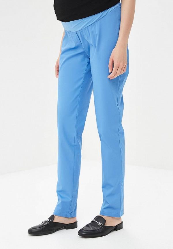 женские брюки hunny mammy, синие