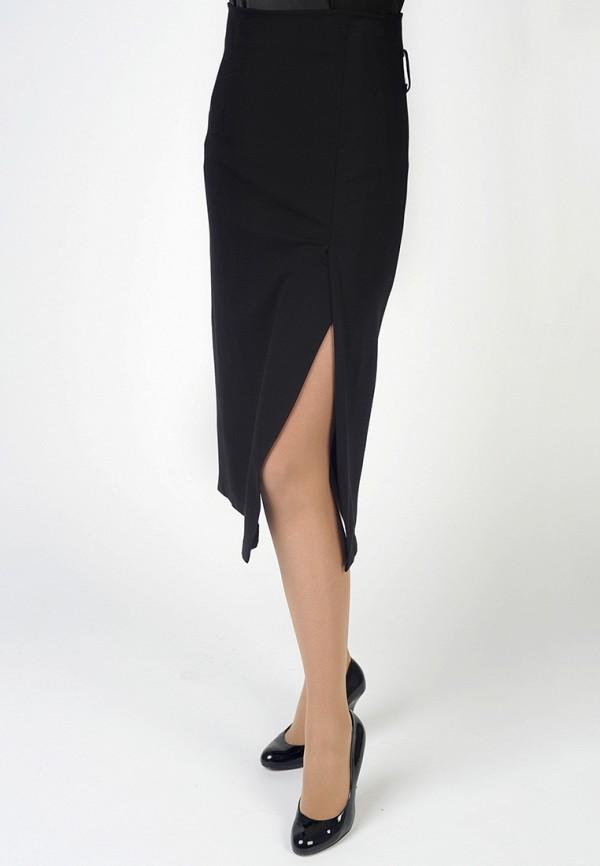 Фото - Женскую юбку Intrico черного цвета