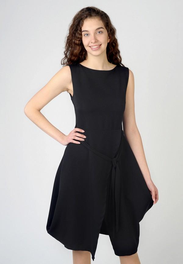 Фото - Женское платье Intrico черного цвета