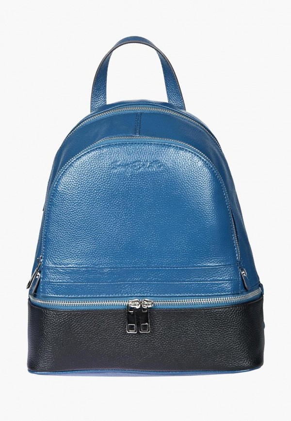 женский рюкзак sergio belotti, синий