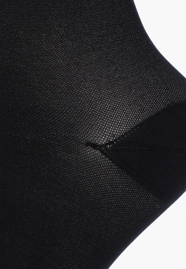Фото 2 - Компрессионные гольфы Интекс черного цвета