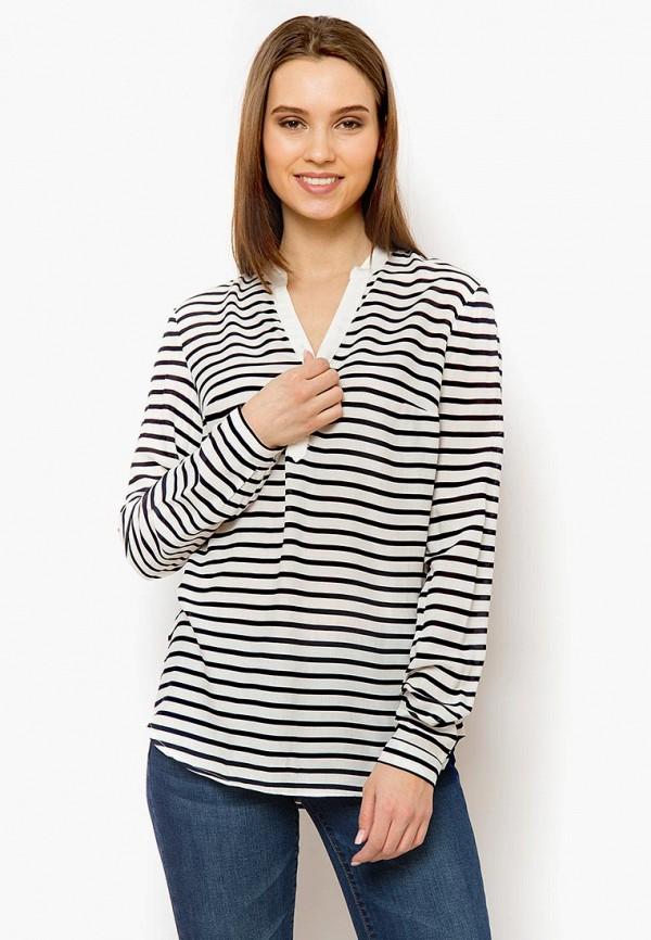Купить Блуза Finn Flare, MP002XW0IXOO, белый, Весна-лето 2018