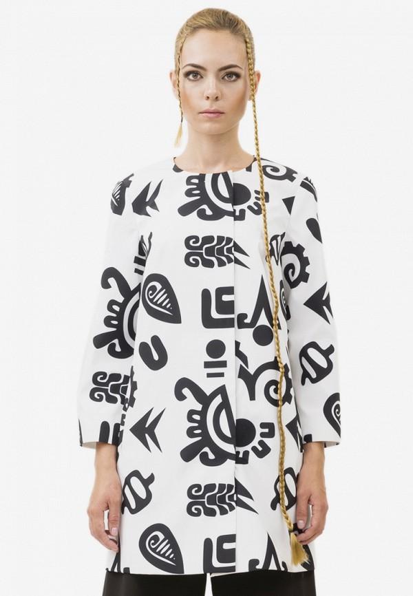 женская куртка pavel yerokin, белая
