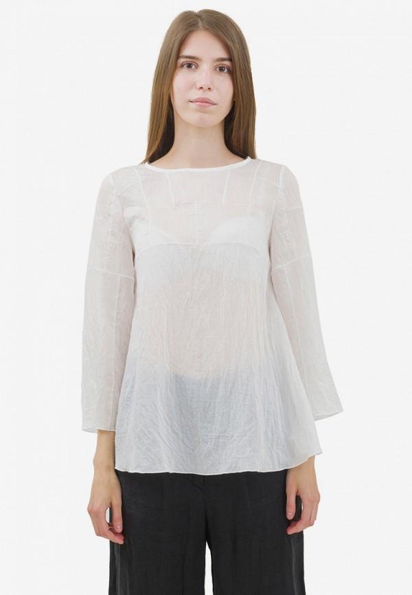 женская блузка pavel yerokin, белая