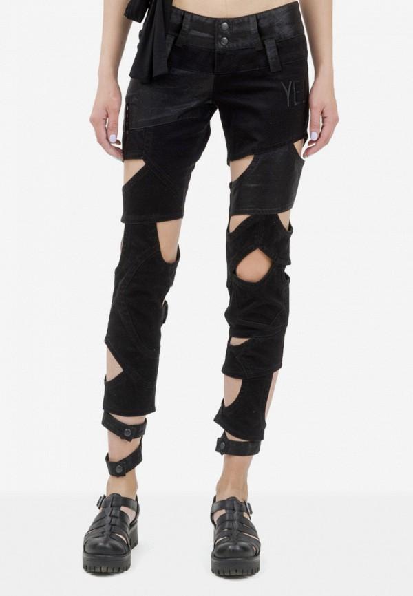 женские джинсы pavel yerokin, черные
