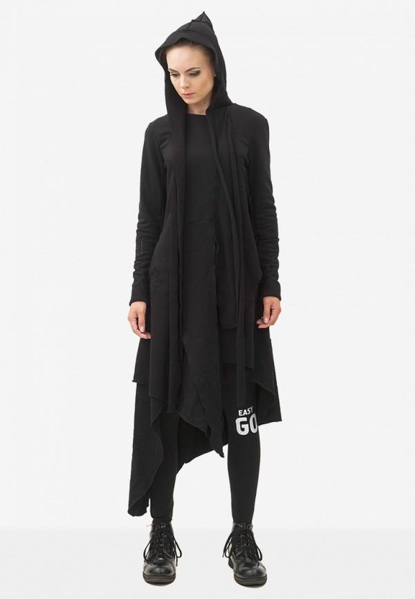 женский кардиган pavel yerokin, черный