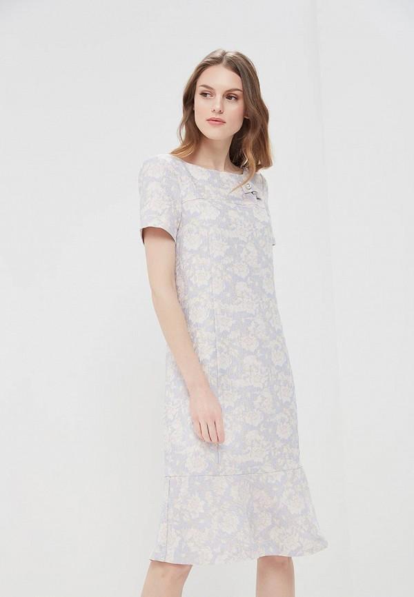Купить Платье Vemina City Lisa Romanyk, MP002XW0IXU9, голубой, Весна-лето 2018
