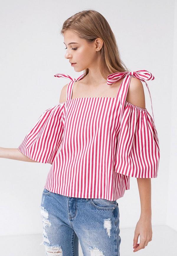 Блуза LIME LIME MP002XW0IY19 блуза lime lime mp002xw15jl4