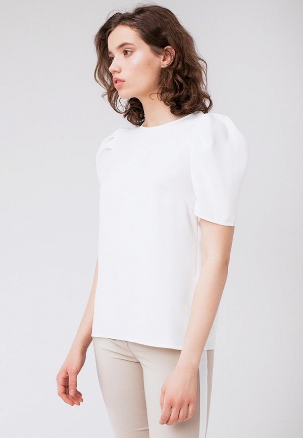 Купить Блуза LIME, MP002XW0IY1M, белый, Весна-лето 2018