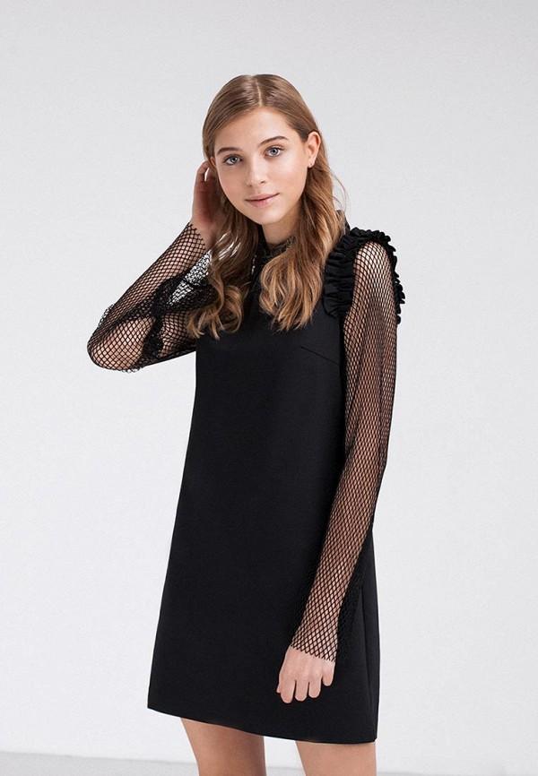 Платье Lime Lime MP002XW0IY2R платье lime цвет черный 400 6357 572 размер s 44