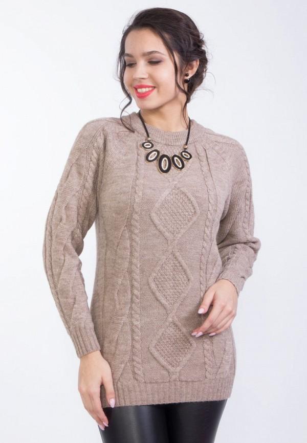 женский свитер wisell, бежевый