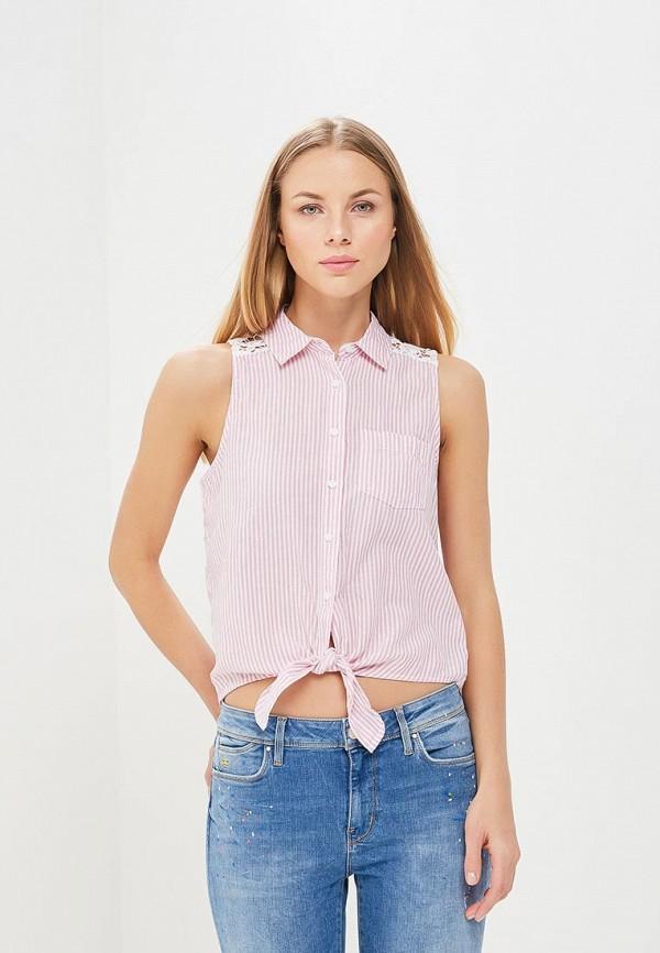 Блуза Colin's, mp002xw0iyru, розовый, Весна-лето 2019  - купить со скидкой