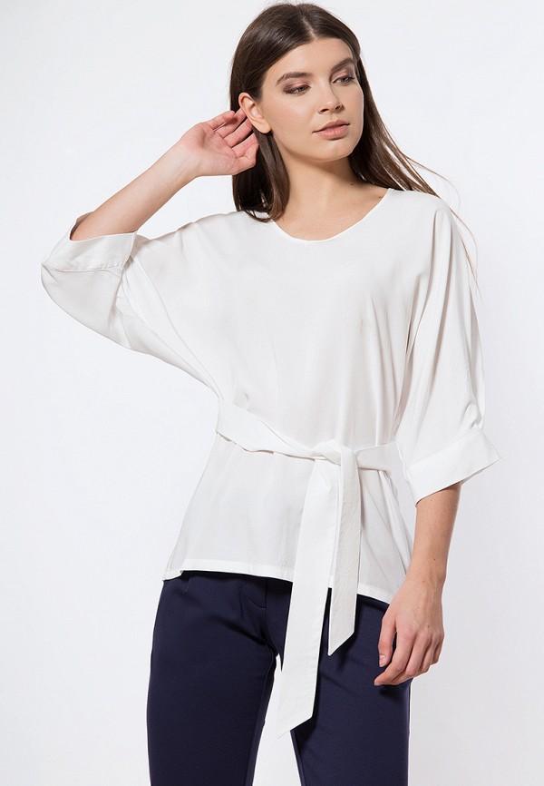 Купить Блуза Finn Flare, mp002xw0iytw, белый, Весна-лето 2018